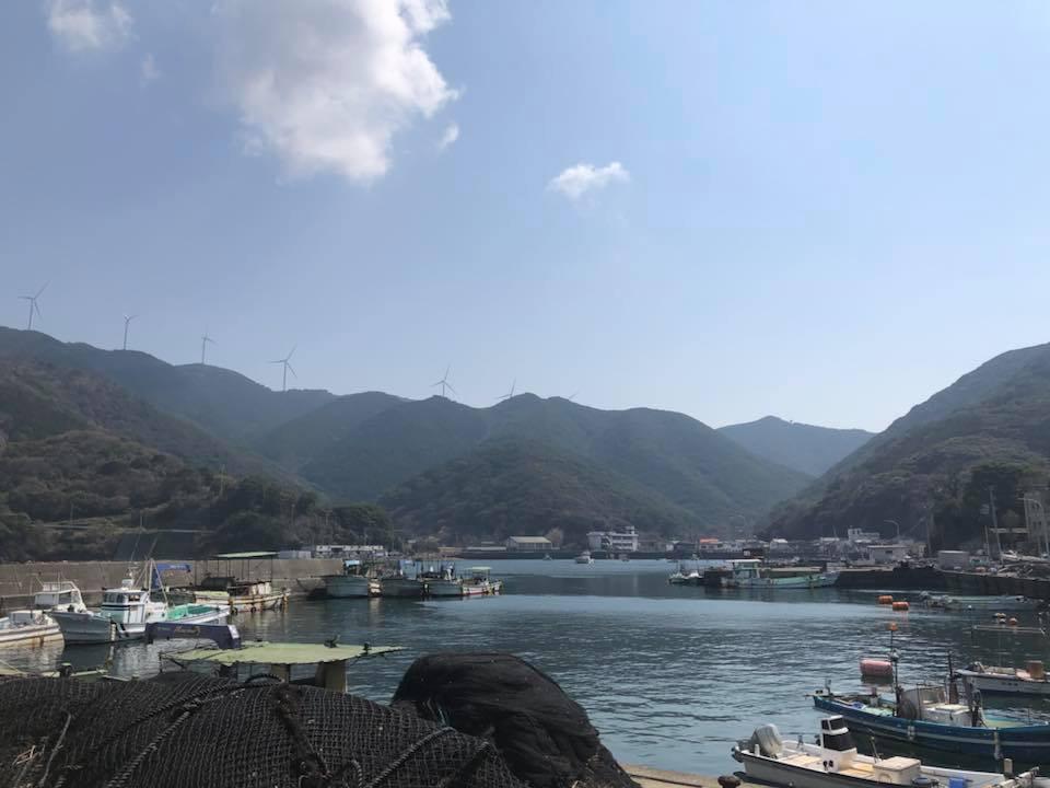 高知県 橘浦漁港